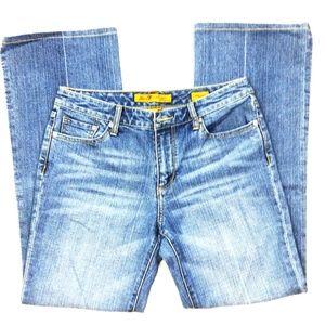Seven7 Premium Denim Flare Jeans. Size 8
